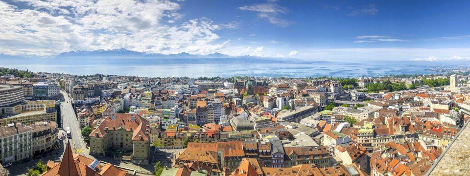 Agence pour la création internet à Lausanne